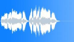 Priest singing kyrie elejson - sound effect