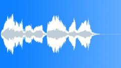 Priest singing hosanna - sound effect