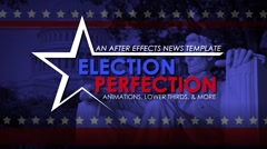 Election Perfection Stock After Effects