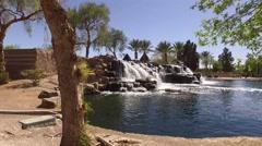 Aliante Nature Discovery Park, Aliante- Las Vegas 4K Footage Stock Footage