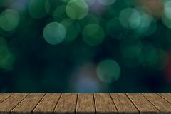 defocused christmas bokeh light for background - stock illustration