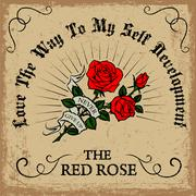 The red rose Piirros