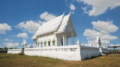 Wat Khao Laem Sing Beautiful Stock Footage