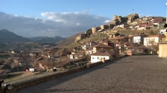Divrigi, Castle and Great Mosque, Eastern Turkey (2ex).mp4 Stock Footage