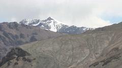 Pamir plateau, Murghab town, Tajikistan (1).mp4 Stock Footage