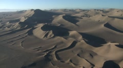 Taklamakan desert, China (1ex).mp4 Stock Footage