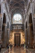Stock Photo of Interior of Duomo di Siena