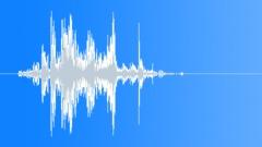 Organic Frozen Impact 5 Sound Effect