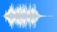 Frozen Object Drag 10 - sound effect