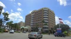 Mount Sinai Hospital Miami Beach Stock Footage