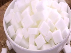 Sugar (not loopable; 4K) Stock Footage