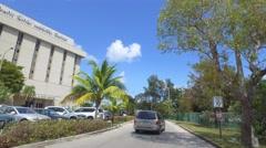 Mount Sinai Medical Miami Beach - stock footage