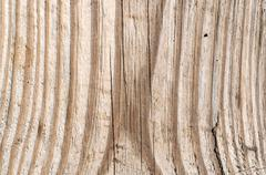 Distress Wooden Background - stock photo