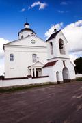 Orthodox church ,  Belarus Stock Photos