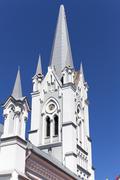 Lutheran Church in Grodno - stock photo