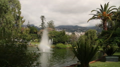 Funchal city, Madeira, Portugal, Stock Footage