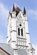 Stock Photo of Lutheran Church in Grodno