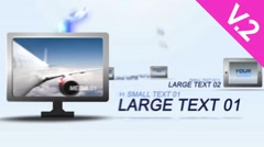 Multi Devices 30s Commercial (V.2) - After Effects Template Stock After Effects