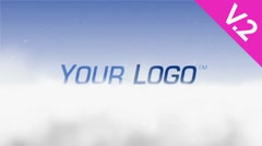 Sky Logo Reveal (V.2) - After Effects Template - stock after effects