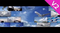 Stock After Effects of Sliding Mozaik (V.2) - After Effects Template