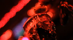 Hookah charcoal Stock Footage
