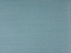 Blue Fabric texture background - stock photo