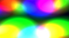 Soft Dots Abstract LOOP Stock Footage