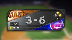 Baseball Scorebug Scoreboard PSD Template