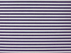 Violet Striped fabric texture background - stock photo