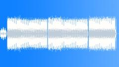 Gauge Patrol - Groovy Upbeat Retro Rock (minus drums background) - stock music