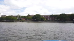 Brisbane River 4K Stock Footage