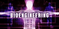Bioengineering Stock Illustration