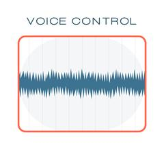 Blue frequency diagram of graphic audio equalizer for digital player sound chart - stock illustration
