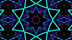 Kaleidoscope 4K Stock Footage