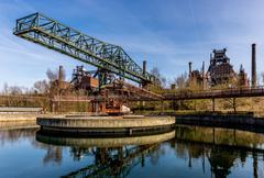 Old chemical plant Kuvituskuvat