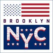 T-shirt NY city Stock Illustration