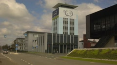 Schunk Group headquarter Stock Footage