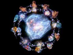 Stock Illustration of Vibrant Jewels