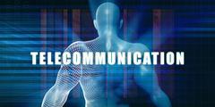 Telecommunication - stock illustration