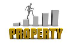 Property - stock illustration