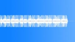 Strange Synthesizer Sound Sound Effect