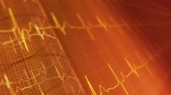 Hospital, medical background. LOOP. - stock footage