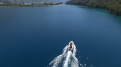 Oludeniz Turkey Aerial View 4K Stock Footage