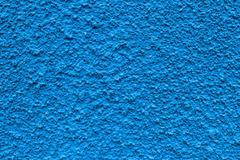 Blue plaster - stock photo