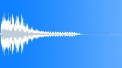 Alien Glitch Impact 04 Sound Effect