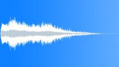 Alien Glitch Impact 02 Sound Effect