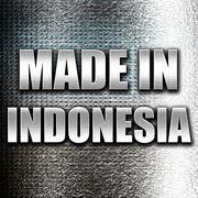 Stock Illustration of Made in indonesia