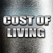 Cost of living Stock Illustration