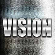 vision - stock illustration