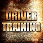 Driver training Stock Illustration